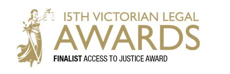 Finalist Access 15th Victorian Legal Awards